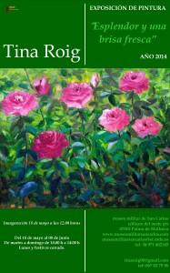 Exposición pintura Tina Roig